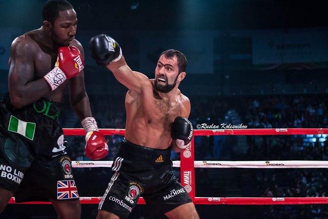 Бокс в Казани или Как это было на самом деле (10)