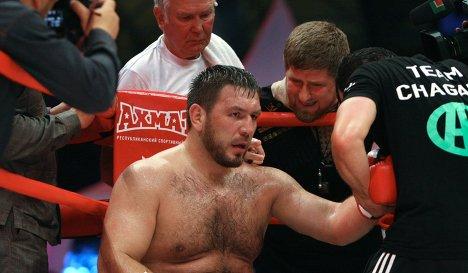 Руслан Чагаев сразится с Лукасом Брауном 5 марта в Грозном  (1)