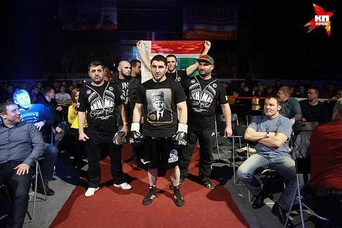 Рамзан Кадыров поздравил чеченских боксеров с победами (1)
