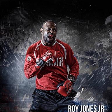 Рой Джонс младший отработал удары для боя с Энцо Маккаринелли (1)