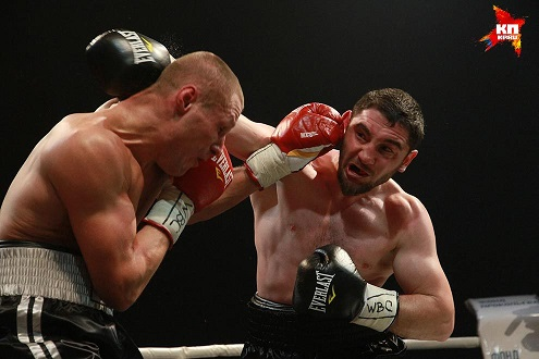 Рамзан Кадыров поздравил чеченских боксеров с победами (4)