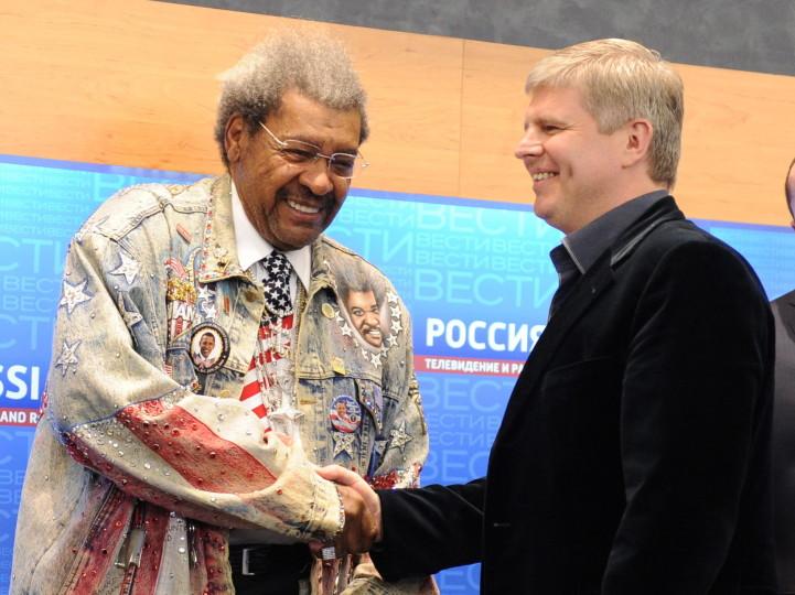 """Дон Кинг """"задолжал"""" Андрею Рябинскому почти 2 миллиона долларов (1)"""