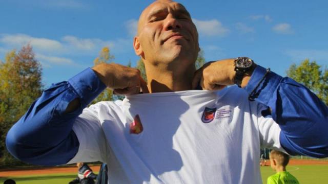 Николай Валуев: 10 суток отпуска за золотой значок ГТО! (1)