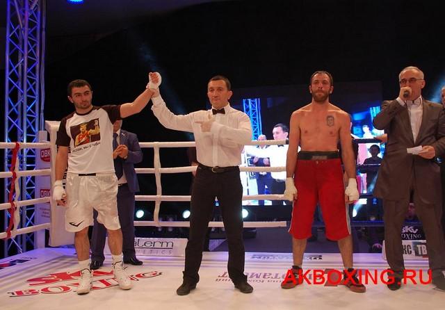 Результаты турнира «Рождение Чемпионов» в Пятигорске (2)