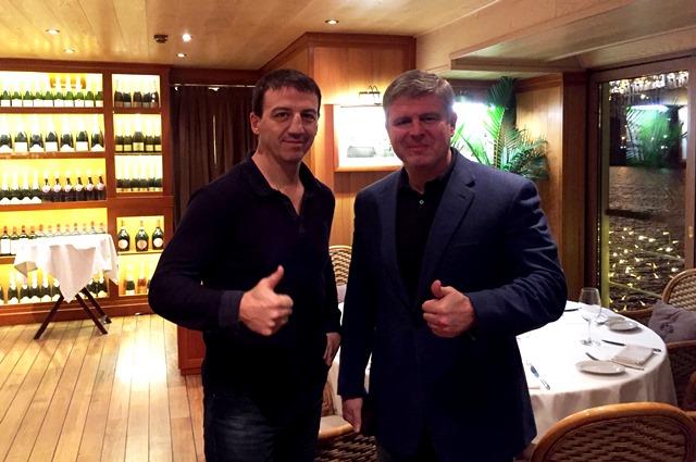 Андрей Рябинский: Бой Поветкин - Уайлдер может состояться в Москве, в пять утра! (1)