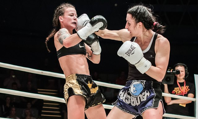 Юлия Березикова победила чемпионку Мира Марию Меленику (2)