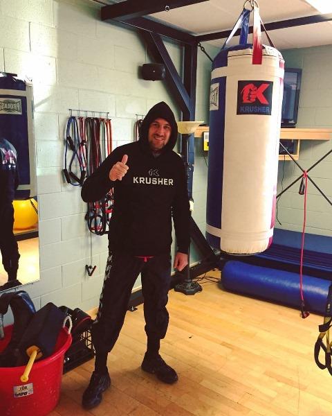 Сергей Ковалев: Я постараюсь уничтожить Паскаля, как боксера! (1)