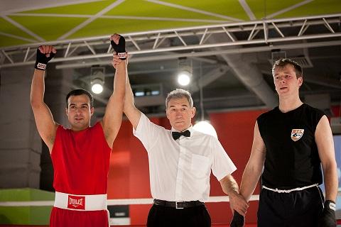 Открытый Чемпионат FITNESS HOLDING по боксу по версии WFL (2)