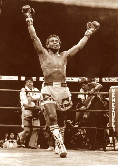 Бокс в этот день: Как Роберто Дюран, за 20 секунд до конца боя, нокаутировал Ортиса (1)