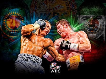 Всемирный боксерский совет (WBC) опубликовал официальную информацию о бое Геннадия Головкина и Сауля Альвареса (1)