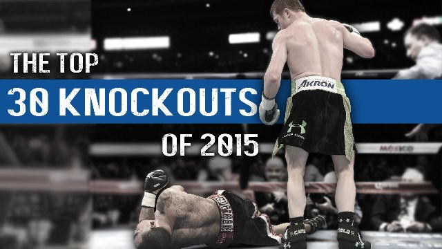Top 30 Knockouts of 2015