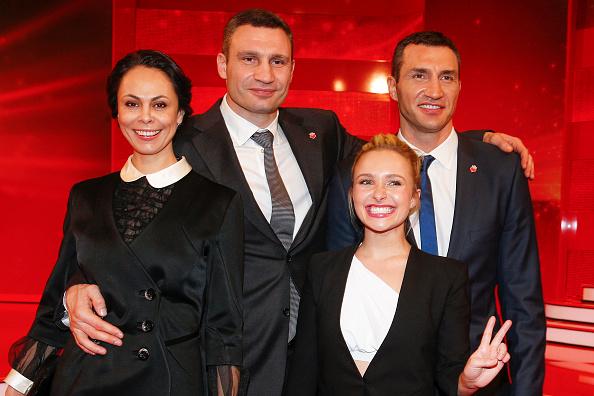 Владимир Кличко вышел в свет впервые после поражения от Фьюри (4)