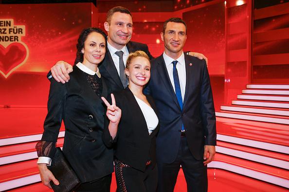 Владимир Кличко вышел в свет впервые после поражения от Фьюри (3)