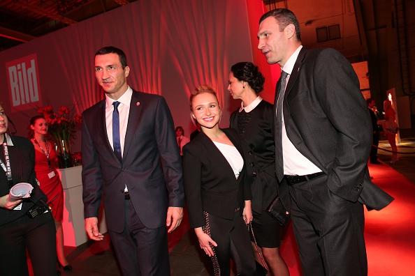 Владимир Кличко вышел в свет впервые после поражения от Фьюри (1)
