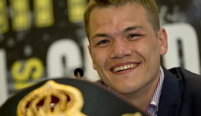 Федор Чудинов стал суперчемпионом Мира по версии WBA (1)