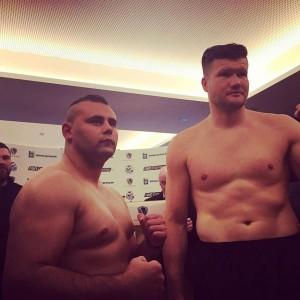 Александр Димитренко победил по очкам Дражана Яньянина (1)