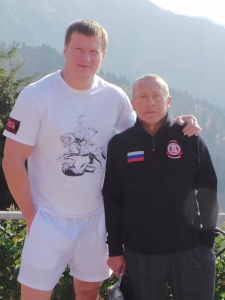 Ушел из жизни тренер Александра Поветкина Александр Парамонов (1)