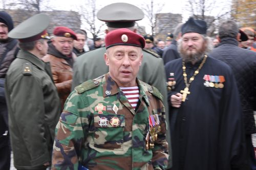 Александр Парамонов, «Краповый берет» по прозвищу «Батя» (1)