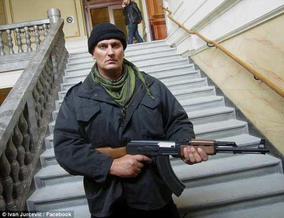Иван Юрчевич - кикбоксер, спасший женщин во время беспорядков в Кельне (3)
