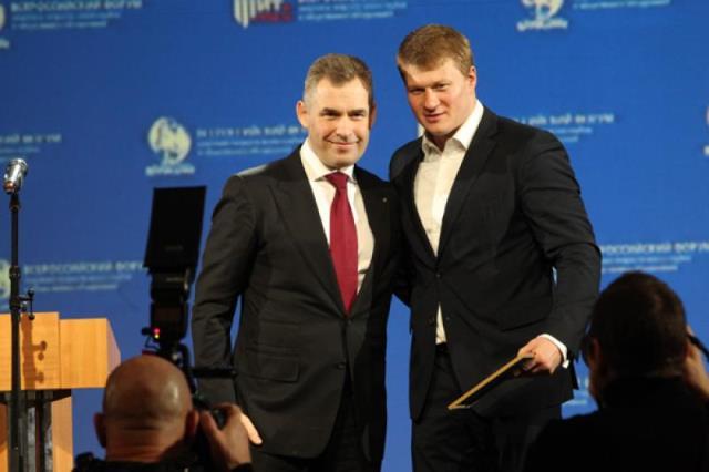 Павел Астахов приедет поддержать Александра Поветкина на премии «ЗВЕЗДА БОКСА» (1)