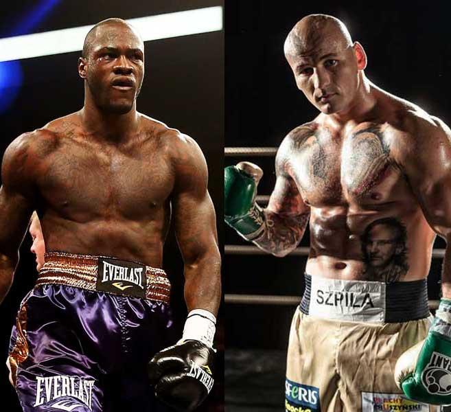 Кто победит 16 января в бою Деонтей Уайлдер - Артур Шпилька? (1)