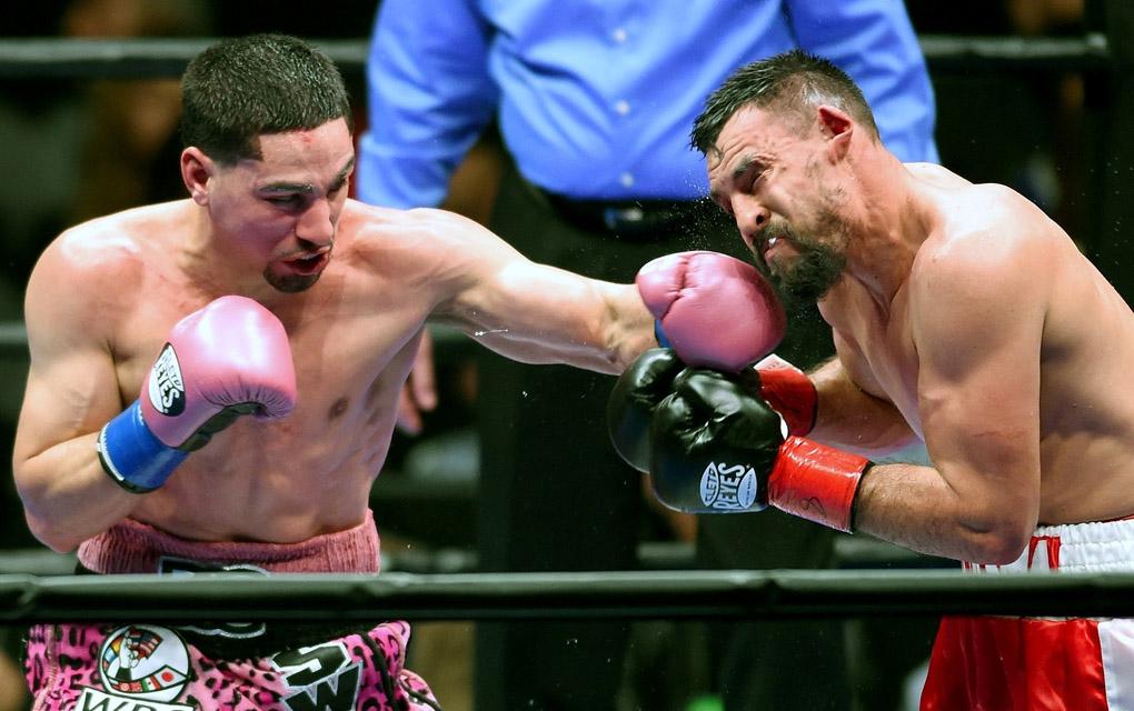 Дэнни Гарсия стал чемпионом Мира WBC в полусреднем весе (1)