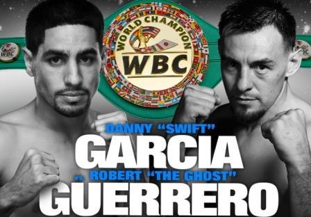 Дэнни Гарсия и Роберт Герреро встретятся в латинской битве (1)