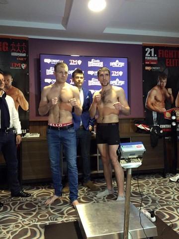 Майрис Бриедис, Сергей Екимов, Сергей Шигаев и Асланбек Козаев сделали вес (3)
