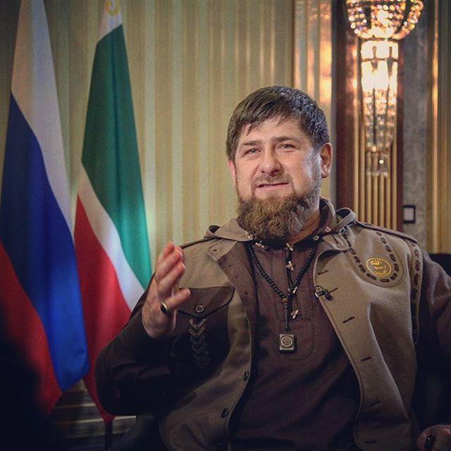 Глава Чечни, Рамзан Кадыров, поздравил клуб «Ахмат» с победой на церемонии «Звезда бокса» (6)