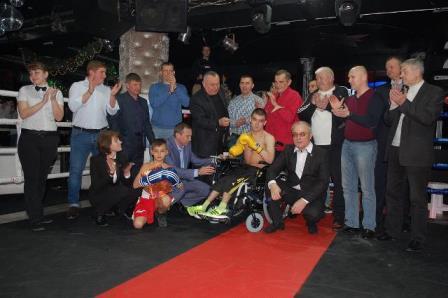 Вечер профессионального бокса в Краснодаре (2)