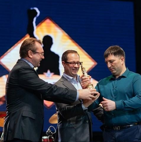В Москве с успехом прошла III Национальная премия «ЗВЕЗДА БОКСА» (18)