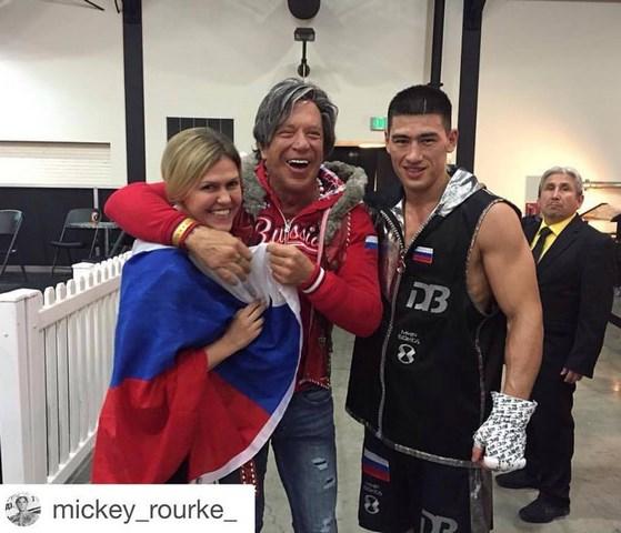 Дмитрий Бивол и Сергей Кузьмин побеждают в США (2)