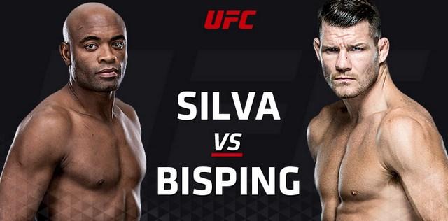 Прямая трансляция UFC Fight Night 84: Силва - Биспинг, Хабилов - Парк (1)