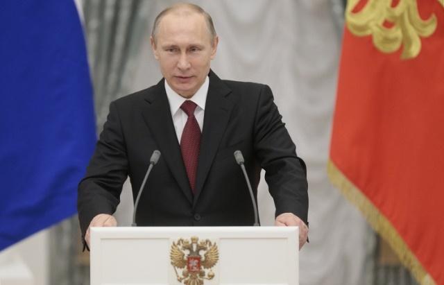 Владимир Путин: Патриотизм – это и есть национальная идея! (1)