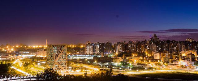 Российские троллейбусы начали курсировать в Аргентине (1)