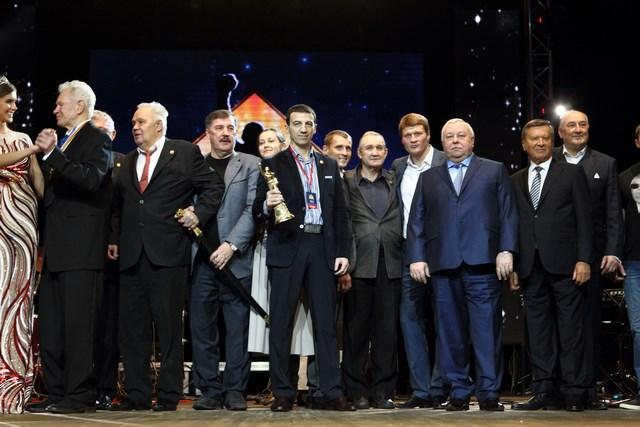 В Москве с успехом прошла III Национальная премия «ЗВЕЗДА БОКСА» (2)