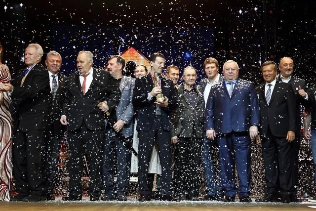 В Москве с успехом прошла III Национальная премия «ЗВЕЗДА БОКСА» (52)
