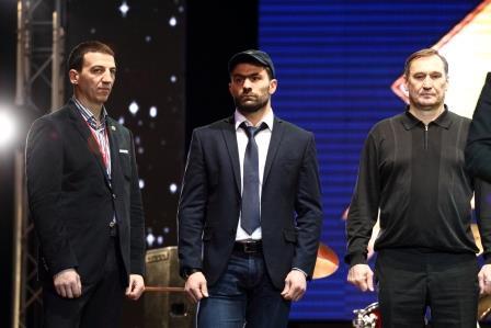 """Магомед Абдусаламов награжден на Национальной премии """"Звезда бокса"""" (6)"""