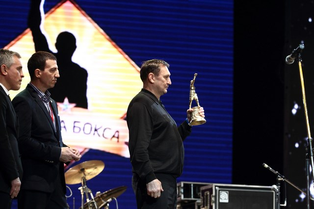 """Магомед Абдусаламов награжден на Национальной премии """"Звезда бокса"""" (9)"""
