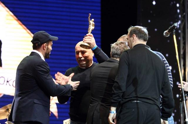 """Магомед Абдусаламов награжден на Национальной премии """"Звезда бокса"""" (12)"""