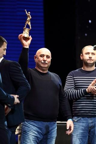 """Магомед Абдусаламов награжден на Национальной премии """"Звезда бокса"""" (5)"""