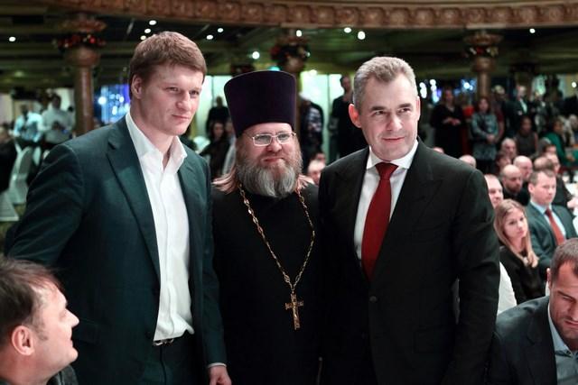 В Москве с успехом прошла III Национальная премия «ЗВЕЗДА БОКСА» (3)
