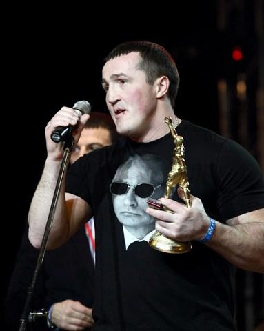 В Москве с успехом прошла III Национальная премия «ЗВЕЗДА БОКСА» (26)