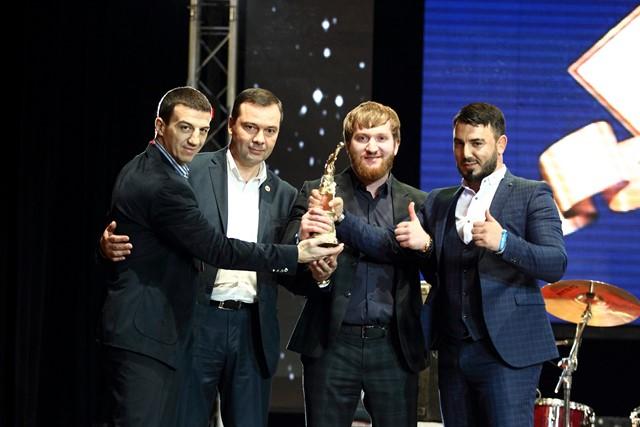 В Москве с успехом прошла III Национальная премия «ЗВЕЗДА БОКСА» (34)