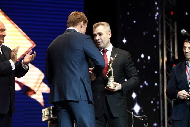 Александр Поветкин: «ЗВЕЗДА БОКСА» у меня на одном уровне со всеми наградами (1)