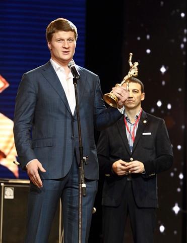 В Москве с успехом прошла III Национальная премия «ЗВЕЗДА БОКСА» (38)