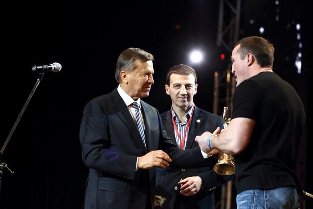 В Москве с успехом прошла III Национальная премия «ЗВЕЗДА БОКСА» (42)