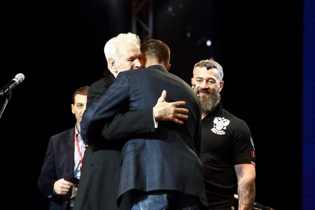 В Москве с успехом прошла III Национальная премия «ЗВЕЗДА БОКСА» (45)