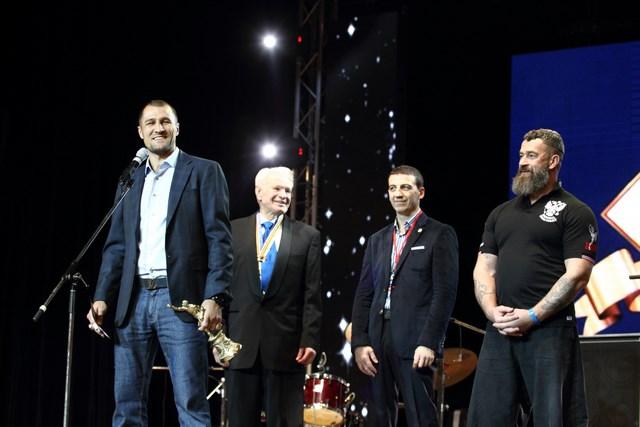 В Москве с успехом прошла III Национальная премия «ЗВЕЗДА БОКСА» (44)