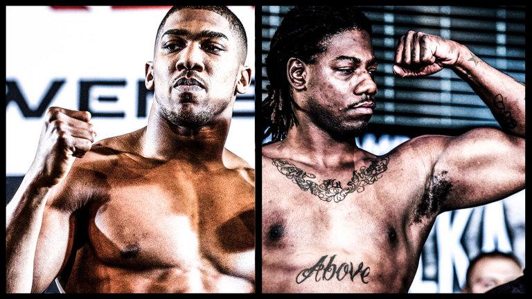 Чемпион Мира IBF в супертяжелом весе Чарльз Мартин встретится с Энтони Джошуа (1)